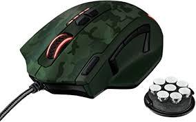 <b>Trust</b> Gaming <b>GXT 155C</b> Gaming Mouse, 100-4000 DPI, 11 ...