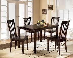 dining room design dark espresso table