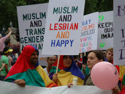 Image result for gays with islam