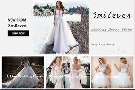 smileven <b>Wedding</b>-Dresses Store - Small Orders Online Store, Hot ...