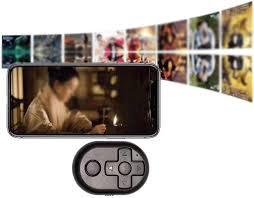 Electronics Forart <b>Remote Camera Shutter</b> Page Turner <b>Camera</b> ...