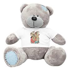 Плюшевый <b>мишка</b> Тедди Wonderland Alice and Chihiro купить на ...