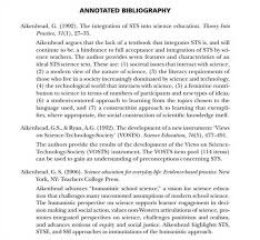 Annotated bibliography SlideShare Future Research and Therapeutic Applications of Human Stem Cells General Annotated