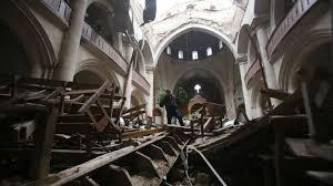 Résultats de recherche d'images pour «églises alep»