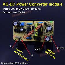 Other Industrial Power Supplies <b>2pcs</b> Mini DC <b>3V to 5V</b> 1A USB ...