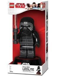 <b>Лампа минифигура LEGO</b> Звёздные Войны: Кайло Рен на ...