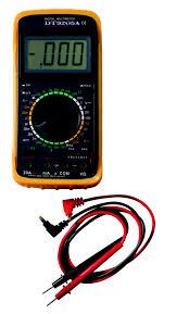 <b>Мультиметр</b> ТЕК <b>DT</b> 9205A - цена, отзывы, характеристики ...