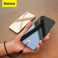 For iPhone 11 Series Case Glass - <b>BASEUS</b> Official Store - AliExpress