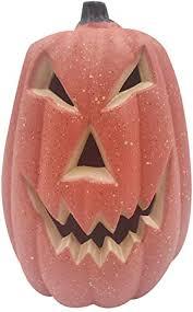 Amosfun <b>Halloween Pumpkin</b> Lantern Dress up <b>Prop</b> Glowing ...