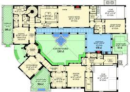 images about Floor Plans w  Courtyards on Pinterest       images about Floor Plans w  Courtyards on Pinterest   Courtyard House Plans  House plans and Courtyards