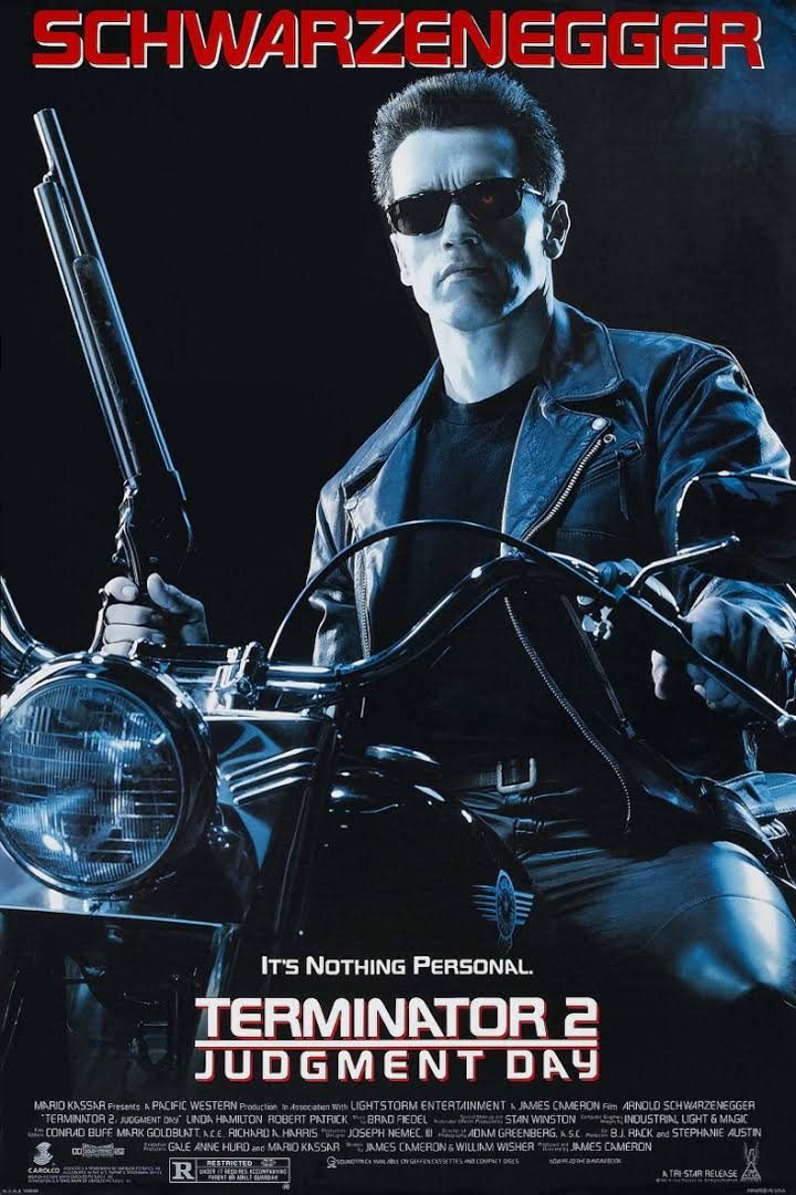 Terminator 2: Judgment Day (1991) Dual Audio {Hindi-English} 480p | 720p