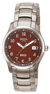 Наручные <b>часы BOCCIA</b> 3530-08 — купить по выгодной цене на ...