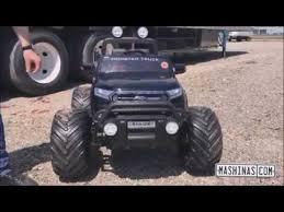 FORD Monster Truck 4X4 - ПОЛНЫЙ ОБЗОР видео <b>детского</b> ...