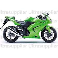 2012 <b>Kawasaki</b> EX250 <b>Body Kits</b>: Amazon.com