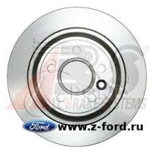 цены. Купить <b>задние</b>, <b>передние тормозные диски</b> Ford Galaxy в ...