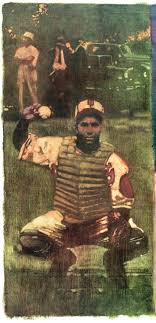 best images about negro league willie s roy campanella played for nine years the baltimore elite giants before coming to the dodgers illustration by bernie fuchs
