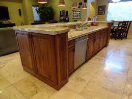 build kitchen island sink: stylish kitchen island with sink and dishwasher