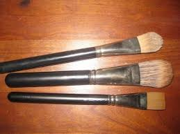 Comparison of <b>MAC Foundation brushes</b> 189/<b>190</b>/191 - YouTube