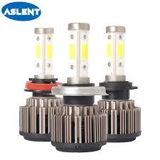 <b>Aslent</b> Car Headlight H7 <b>LED</b> H4 H11 H13 HB2 <b>HB3 HB4</b> HB5 5202 ...