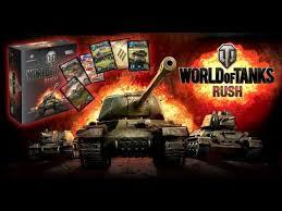 World of Tanks: Rush — настольная игра. Правила игры. Видео ...