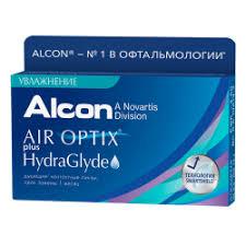Отзывы о <b>Контактные линзы Alcon Air</b> Optix Hydraglyde