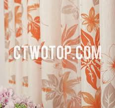 orange leaf organic affordable living room buy curtains online uk buy living room