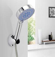 High Quality <b>Five Function Silica</b> Gel Holes Shower Head Water ...