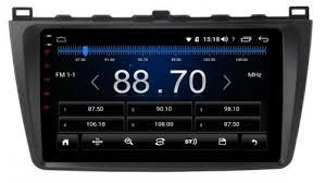 ШГУ <b>Штатное</b> головное устройство Мазда Mazda на Андройде с ...