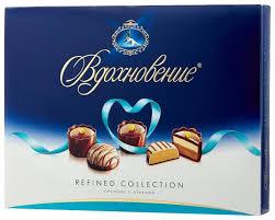 Набор <b>конфет</b> Вдохновение Refined Collection <b>пралине с</b> орехом ...