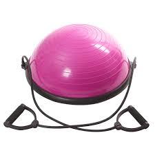 Купить <b>Полусфера Bosu</b> Ball <b>Atemi</b>, 58 см, <b>ABS01</b> - доступные ...