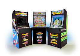 Arcade1Up: <b>Classic Arcade Games</b> For The Home