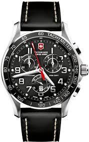 <b>Victorinox Swiss Army</b> Watch, Men's Chronograph Classic XLS ...
