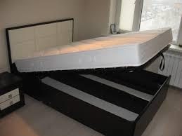 Поэтапная <b>сборка</b> кровати с <b>подъёмным механизмом</b> фото