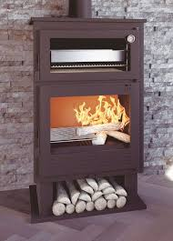 CH-8 Wood Burning Stove - The Barbecue Store in Spain