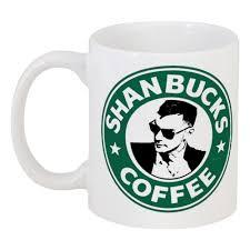 Кружка Shanbucks Coffee #276275 в Москве – купить кружку с ...