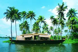 KERALA BACKWATERS- House Boat @ AUD $ 75 Per Person With Private Cox, Chef and Exclusive use of this House boat with Cruise and Stay.