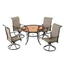 Patio <b>Dining Sets</b> - Patio Dining Furniture - The Home Depot