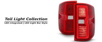 Euro <b>Style</b> Aftermarket Performance LED <b>Tail Lights</b> By ProTuningLab