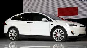 new car launches in chennaiTesla launches Model X electric SUV to take on luxury carmakers