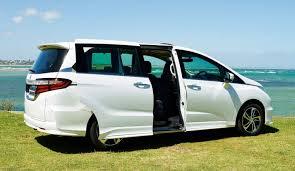 Honda Odyysey, Pelanggan Dapat Membeli Di Hondamobil.biz