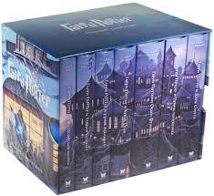Гарри Поттер. Полное собрание (комплект из 7 книг) (Роулинг ...