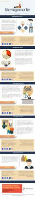 salary negotiation tips and action steps infographic salary negotiation tips