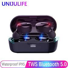 Online Shop XG12 <b>TWS Bluetooth 5.0 Earphone</b> Stereo Wireless ...