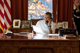 president obama says climate change will be a campaign issue obama oval office inhabitat green design innovation architecture green building barack obama oval office