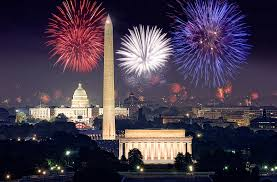Fourth of July Fireworks 2017 in the Washington DC Area