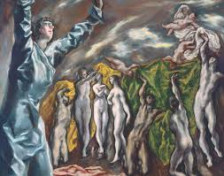 el greco domenikos theotokopoulos essay the vision of saint john