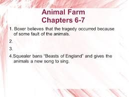 animal farm chapters the animals continue to work all year at 10 animal