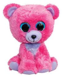Купить <b>Мягкая игрушка Lumo Stars</b> Мишка Raspberry 24 см по ...
