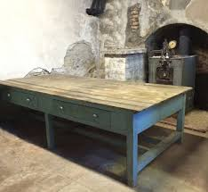 ampamp prep table: declaration enormous georgian prep scullery table with impeccable provenance has been declared an antique and is approved for sale on