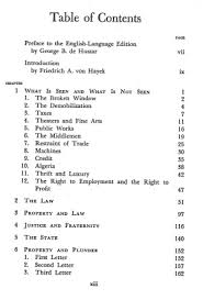 selected essays on political economy   online library of liberty original table of contents or first page